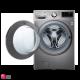Lavadora LG  WO16EG2S6 Carga Frontal 16 Kg Motion Silver