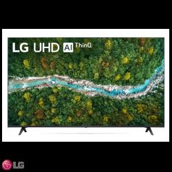 """SMART TV LG  50-UP7750 4K-UHD 50"""" Inteligencia Artificial"""