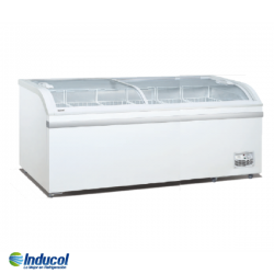 Congelador Horizontal Inducol de 248 litros CH-H-248BL1VC
