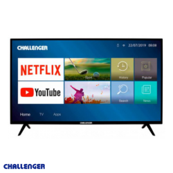 "TV CHALLENGER LED-43LL30BT  43"" SMART TV - FHD"""
