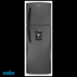 Nevera MABE No Frost Congelador Superior 230 Litros RMA230FJCG Negro