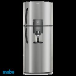 Nevera MABE No Frost Congelador Superior 400 Litros RMP400FYCU Gris